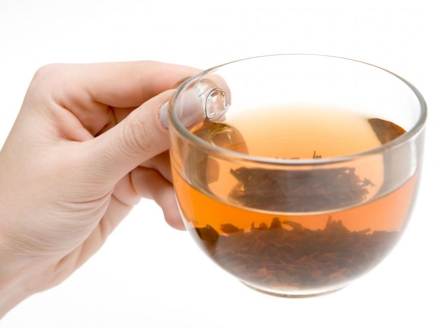 Zielona herbata odświeża oddech i zabija raka