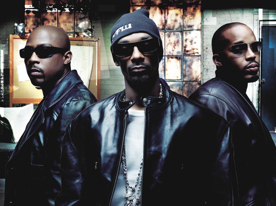 Wielka trójka: Nate Dogg, Snoop Dogg i Warren G