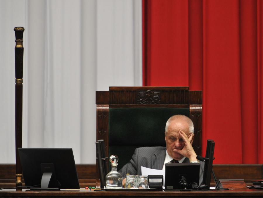 Wypowiedź wicemarszałka Sejmu Stefana Niesiołowskiego będzie musiała ocenić Komisja Etyki