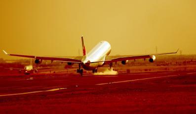 """Odnotowano kilka przypadków, kiedy znająca sztuki walki stewardessa """"uspokoiła"""" awanturującego się pasażera"""