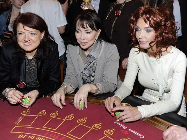 Polskie gwiazdy zagrały w ruletkę