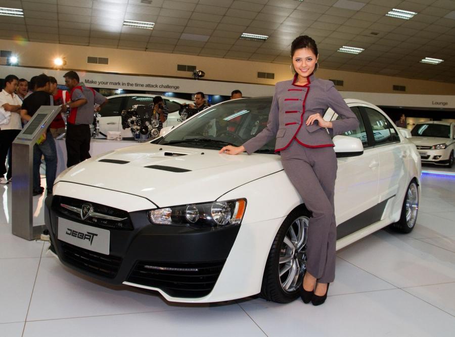 Koncepcyjny model samochodu Proton
