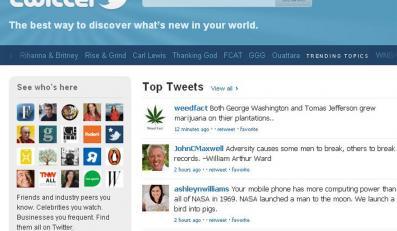 Twitter ma już 100 mln użytkowników