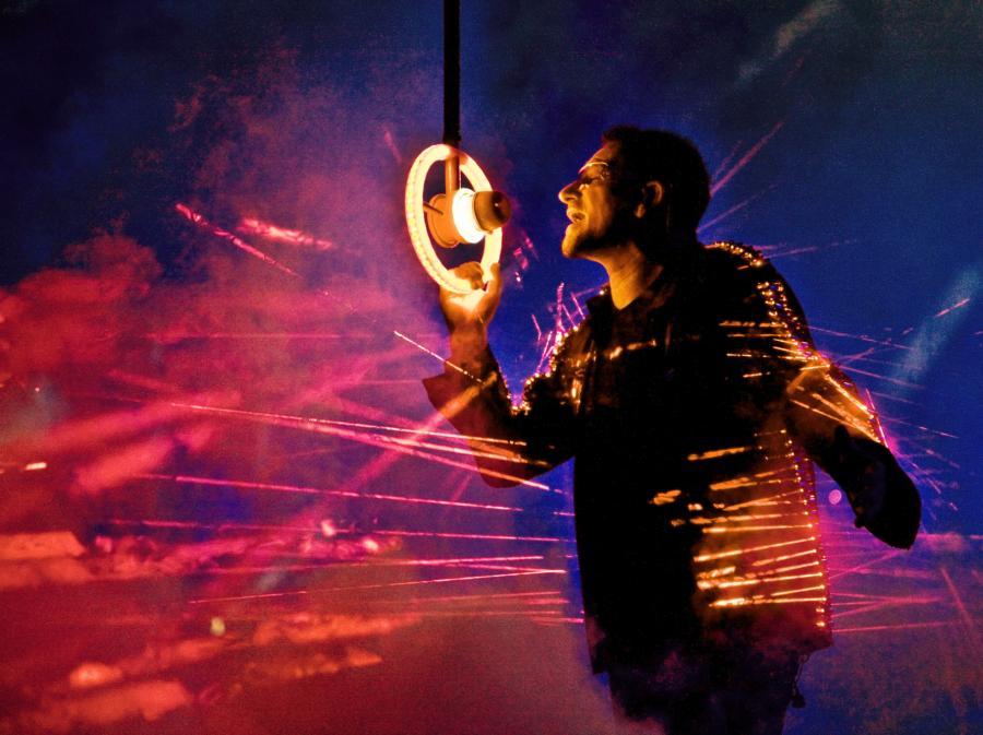 Bono gościnnie u Swizz Beatza