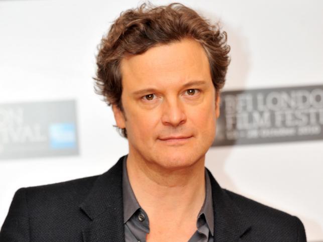 1. Colin Firth