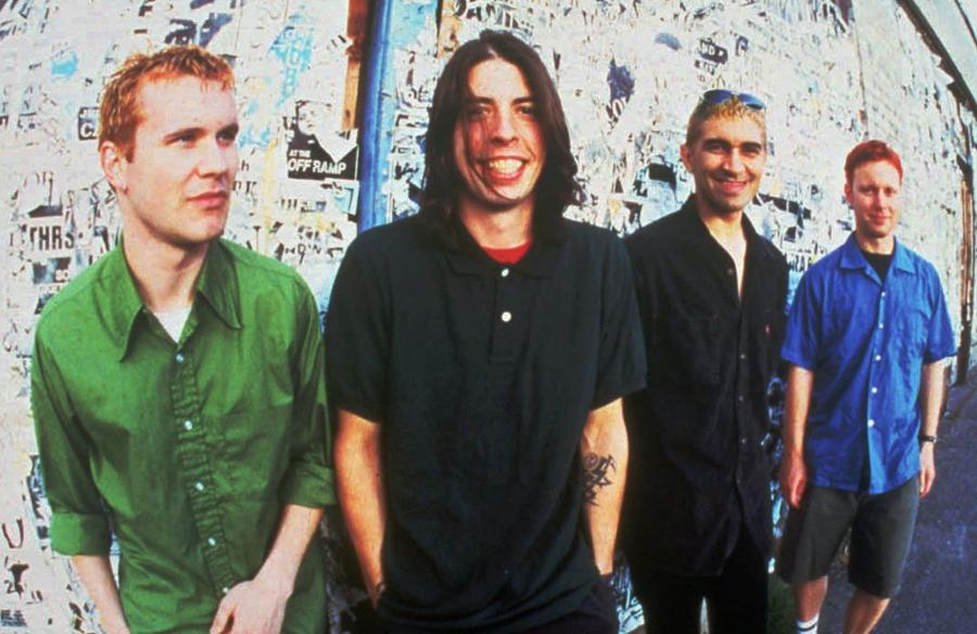 Dave Grohl i Foo Fighters