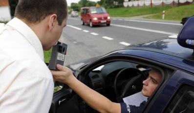 Jest więcej pijanych kierowców niż w ubiegłym roku