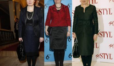 Stylowa pani prezydent - tak się ubiera Hanna Gronkiewicz-Waltz