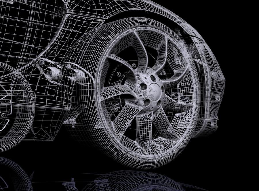 Projektowanie samochodu