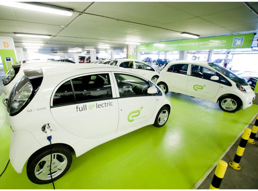 Pierwsze 50 samochodów to początek realizacji największego w historii, pojedynczego zamówienia złożonego na ten elektryczny model