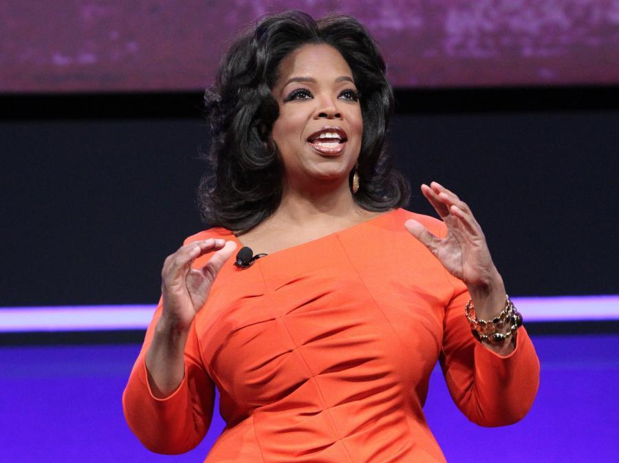 Oprah Winfrey skończyła swoje show
