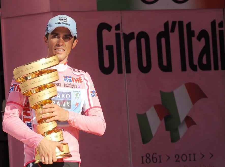 Contadorowi zagrano hymn... frankistów
