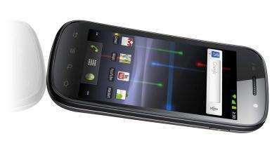 Własna komórka Google'a, czyli Nexus S