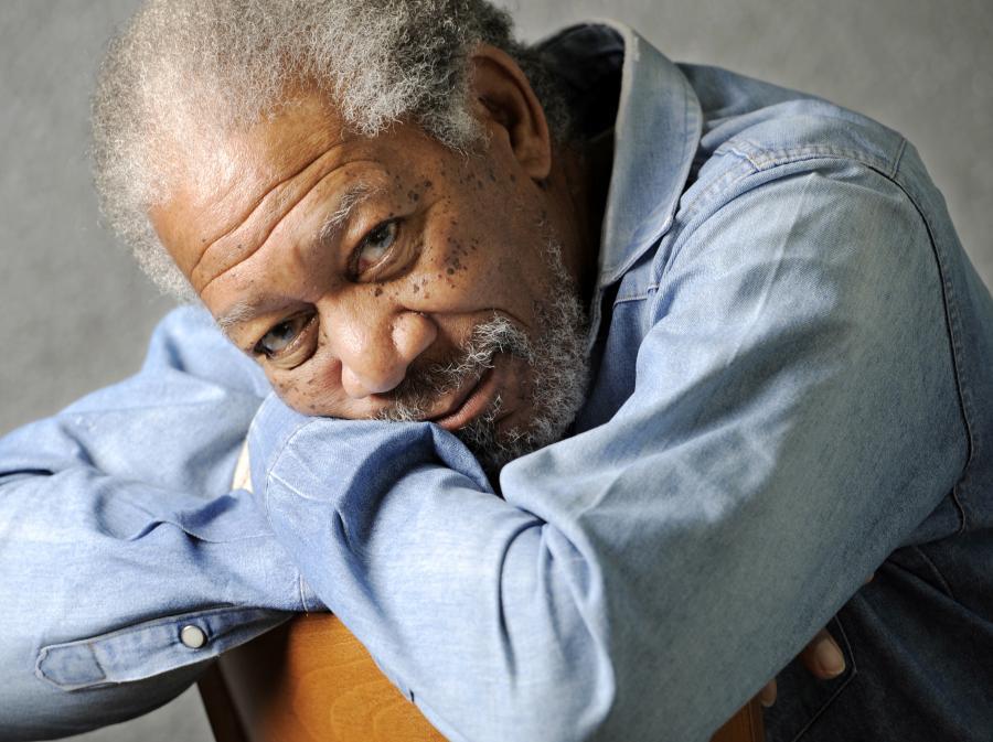 Morgan Freeman chwali Brudnego Harry\'ego