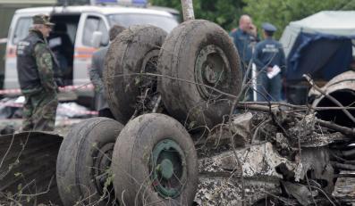 Katastrofa rosyjskiego Tupolewa. 9-letni chłopiec zmarł w szpitalu