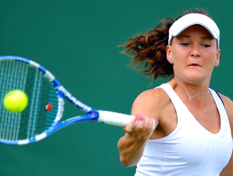 Debel Radwańska-Hantuchova w III rundzie Wimbledonu
