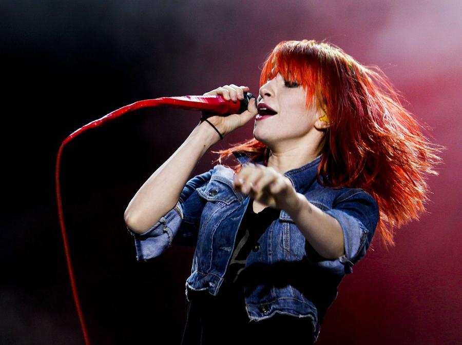 Paramore i Hayley Williams na portugalskim Optimus Alive