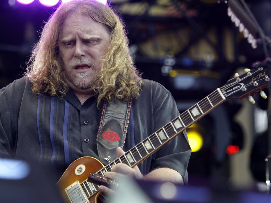 Legend gitary – Warren Haynes