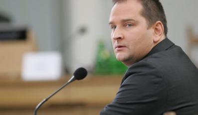 Paweł Miter donosi na Tomasza Arabskiego