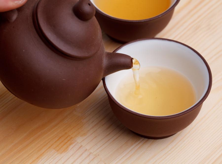 Herbata jest lepszym dodatkiem do potraw niż wino?
