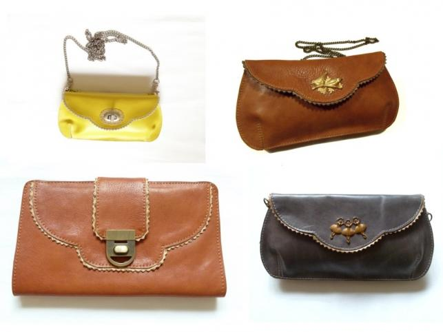 Kwintesencja stylu vintage - torebki i portfele Liberina z oferty butiku trendsetterka.com.