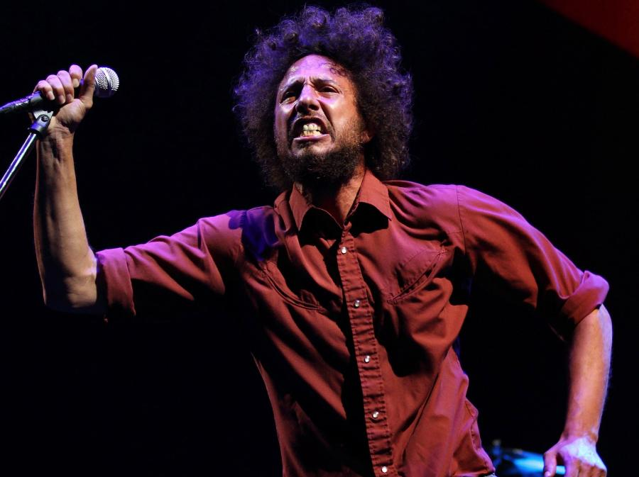 Rage Against The Machine na swoim ostatnim koncercie w Los Angeles