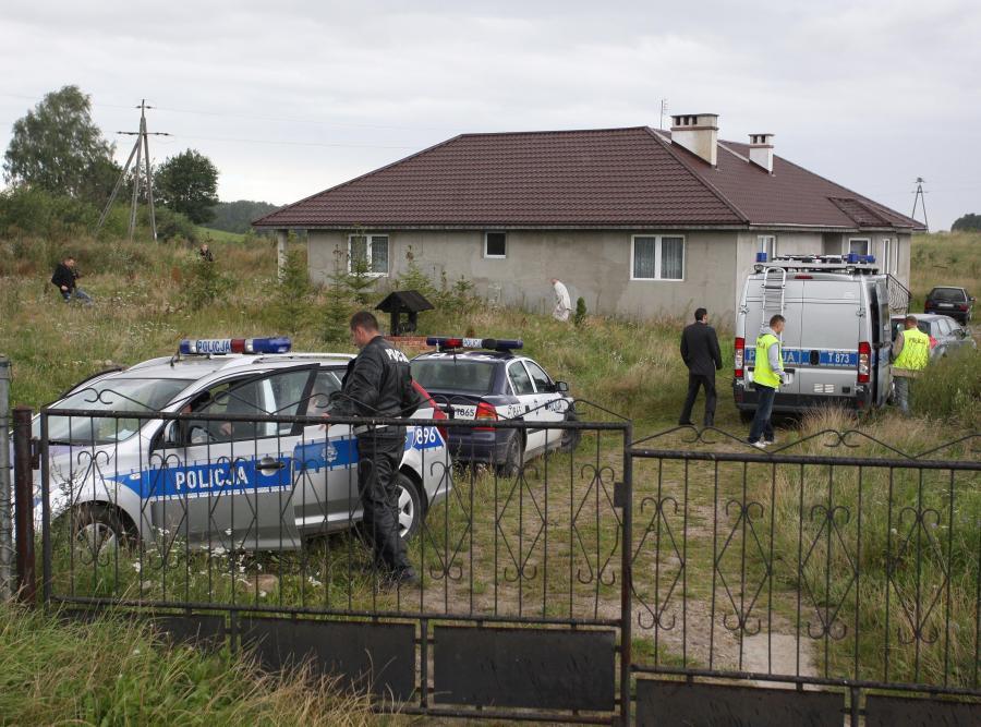 Makabryczna zbrodnia w Szczepankowie
