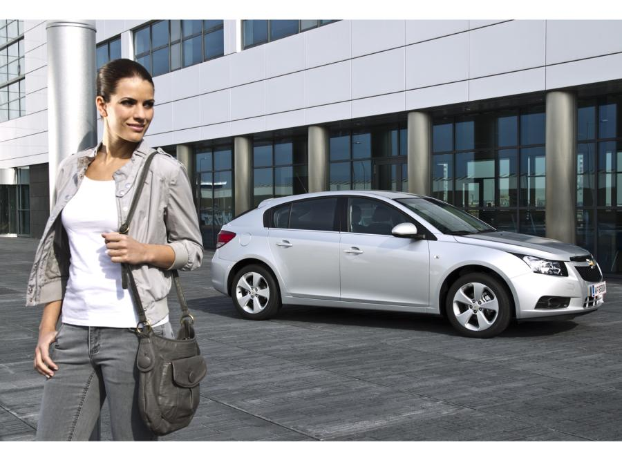 General Motors chce uruchomić w Europie produkcję chevroleta. Najpoważniejszym kandydatem ma być fabryka w Gliwicach