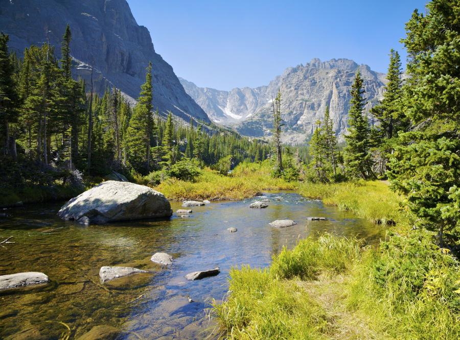 Góry Skaliste w Kolorado