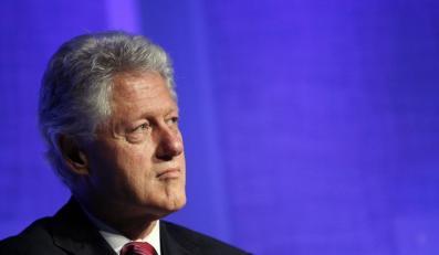 Bill Clinton przeszedł na wegetarianizm