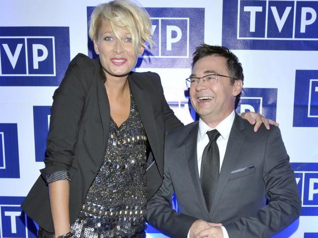 Odeta Moro-Figurska i Paweł Pochwała