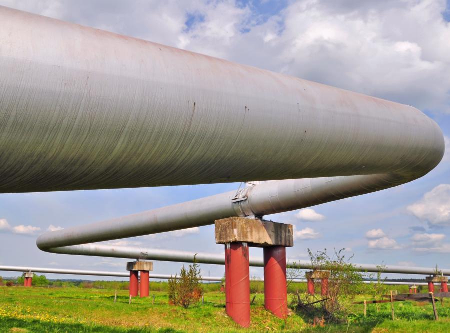 Rurociąg gazowy