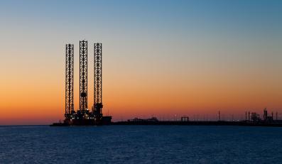 Wydobycie gazu łupkowego - zdjęcie ilustracyjne