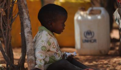 Głód wywołany przez suszę cierpi około 4 mln mieszkańców Somalii