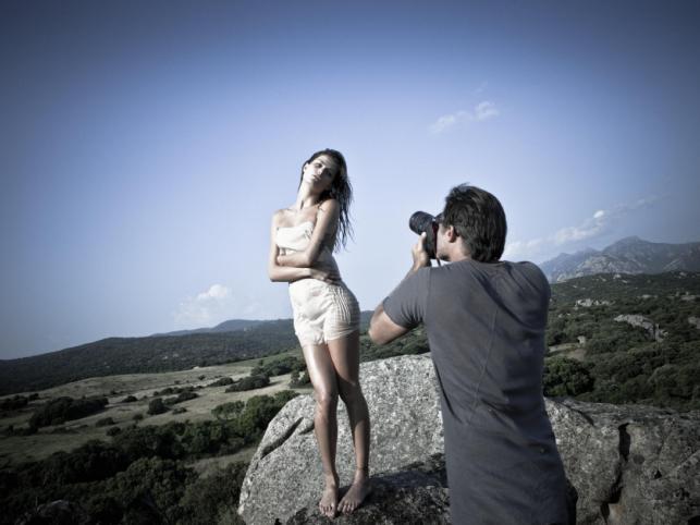 Fotografia z planu zdjęciowego