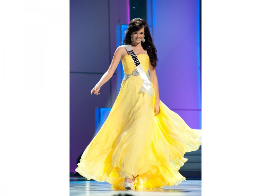 Miss Estonii 2011, Madli Vilsar