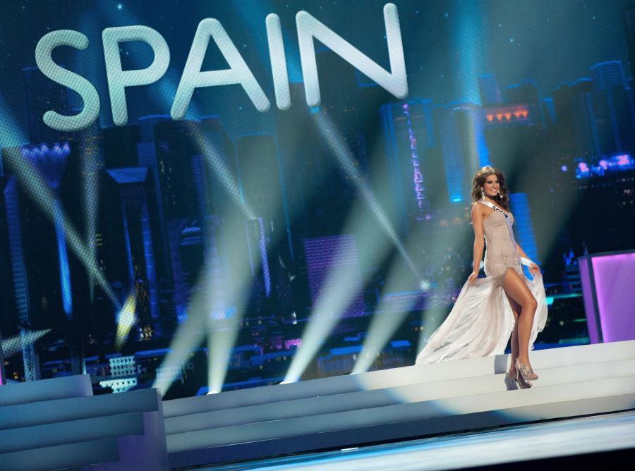 Miss Hiszpanii 2011, Paula Guillo