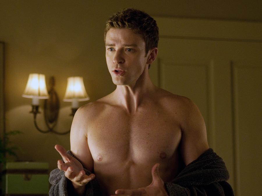 Justin Timberlake w \