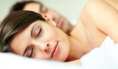 Dobra dieta ułatwia zasypianie