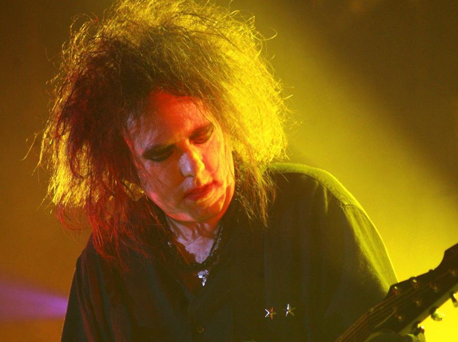 The Cure w Warszawie (2008)