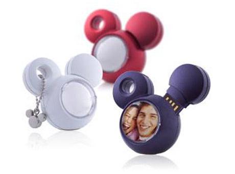 Pamięć USB w kształcie Myszki Miki