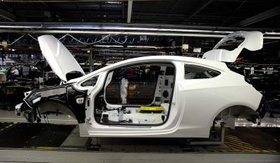 W fabryce GM w Gliwicach ruszyła produkcja nowej astry GTC
