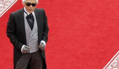 Karl Lagerfeld - projektant mody, artysta, fotograf