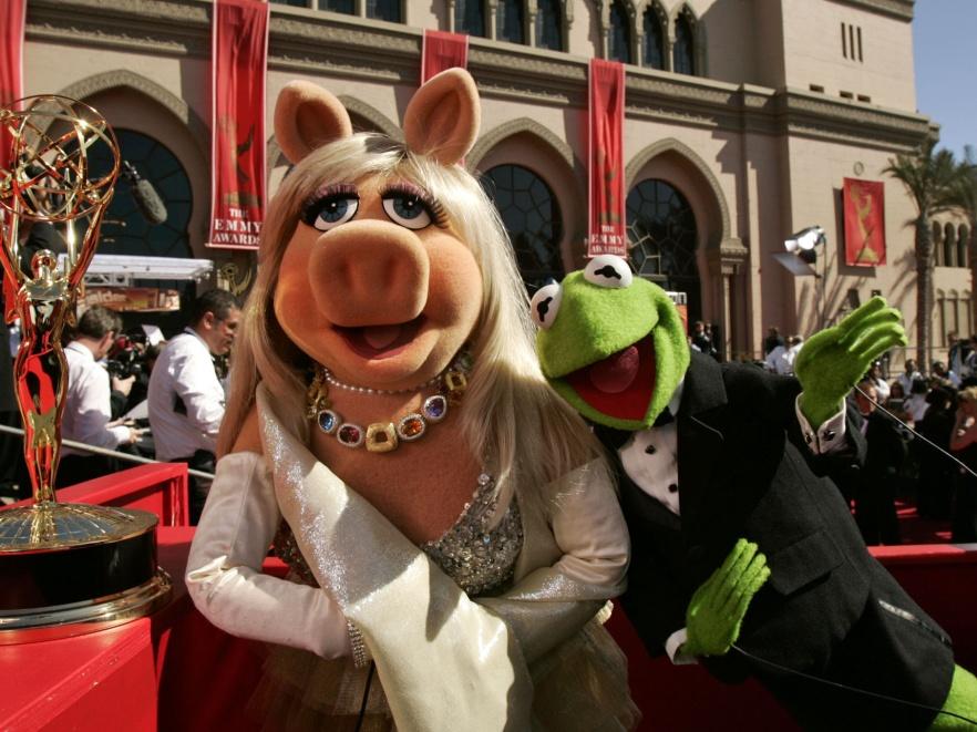 Miss Piggy to prawdziwa ikona stylu!