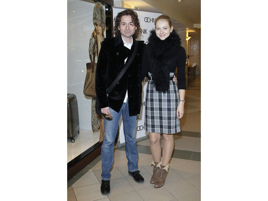 Agata i Piotr Rubikowie.
