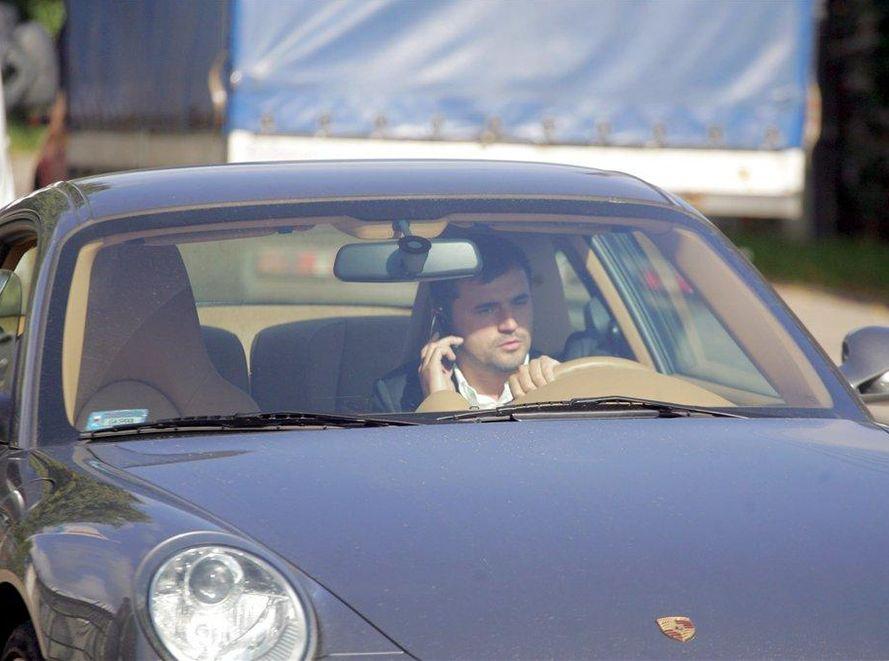 Dubieniecki stracił prawo jazdy, a potem uciekał przed policją