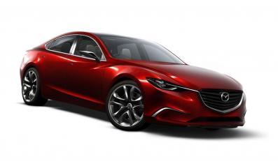 Mazda takeri gwiazdą w Tokio
