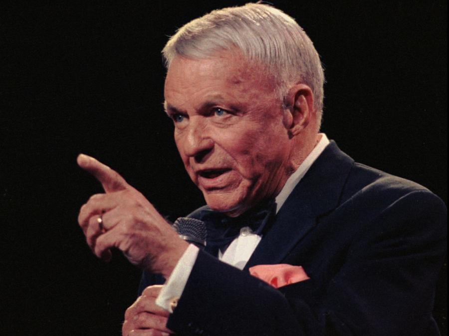 Sinatra śpiewa po polsku