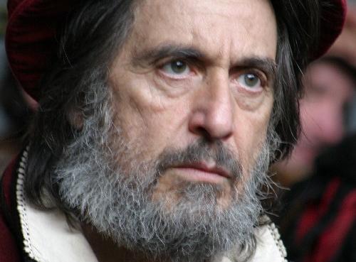 Al Pacino zagra Szekspira w... parku