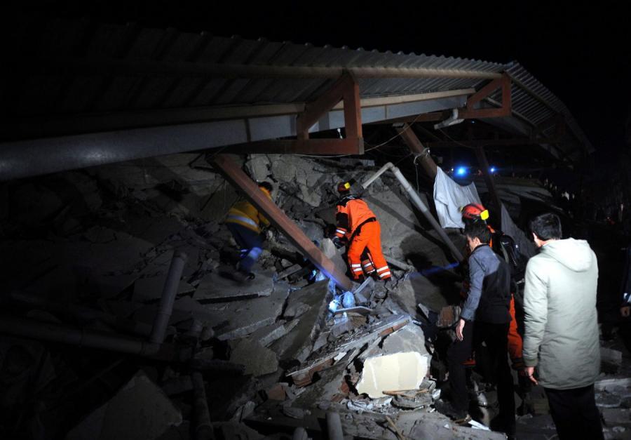 Trzęsienie ziemi w Turcji, co najmniej 3 ofiary śmiertelne